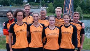 Landesligateams weiter auf Kurs – Platz 5 (Damen) und Platz 9 (Herren) in Geesthacht