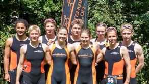 Bargteheider Triathleten festigen Spitzenplätze in der Regionalliga