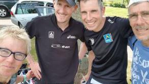 Stormarner Triathleten bei der EM erfolgreich