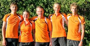 Mittelfeldplatzierungen bei Jugend-Triathlon-DM