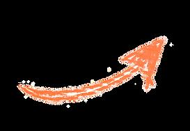 red cartoon arrow (transparent).png