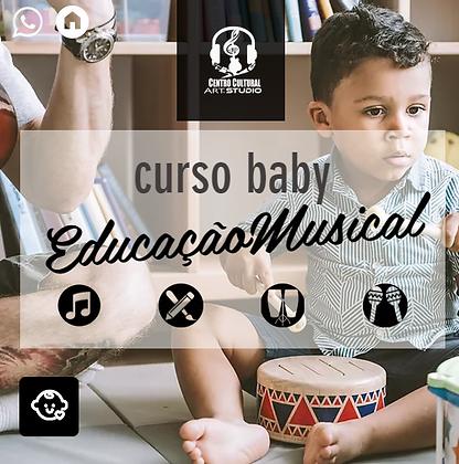 CURSO BABY Educação Musical