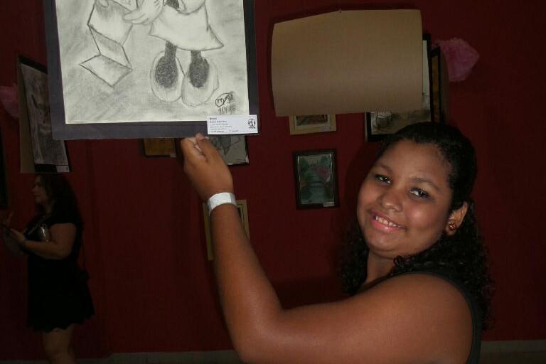 Aula de Desenho e Pintura