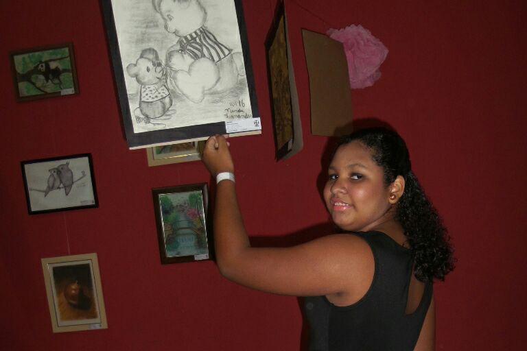 Exposição de Desenho e Pintura