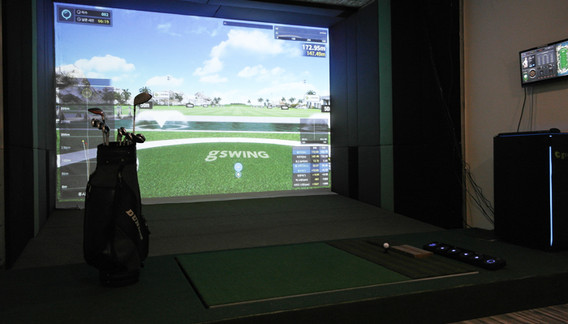 Virtual golf 1