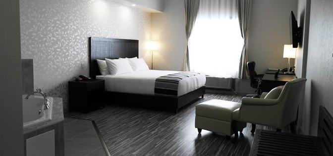 Jacuzzi suite 1
