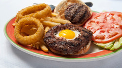 Bullseye Burger