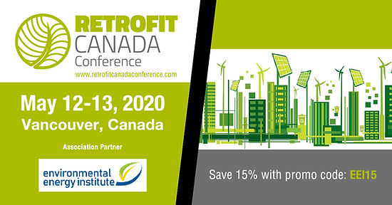 Retrofit Canada Conf environmental energ