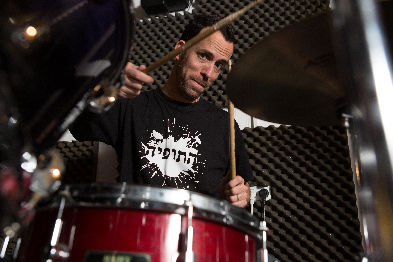 Drummers School Portrait