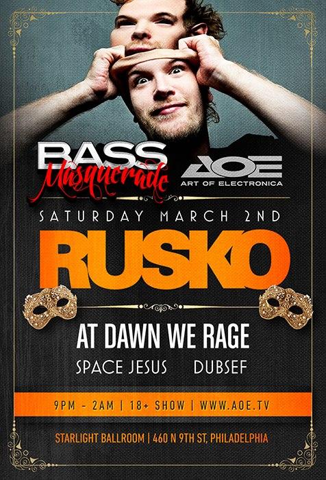 Rusko - Dubstep DJ