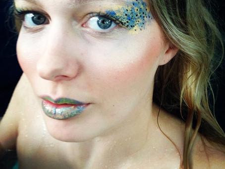 Waterproof Makeup - Underwater Photo Shoot