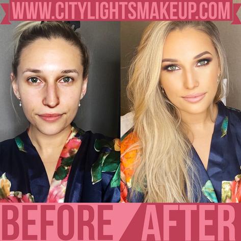 Hair and Airbrush Makeup by Paula Heckenast