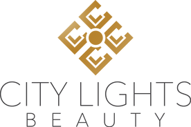 City Lights Beauty Logo Black w Color .p
