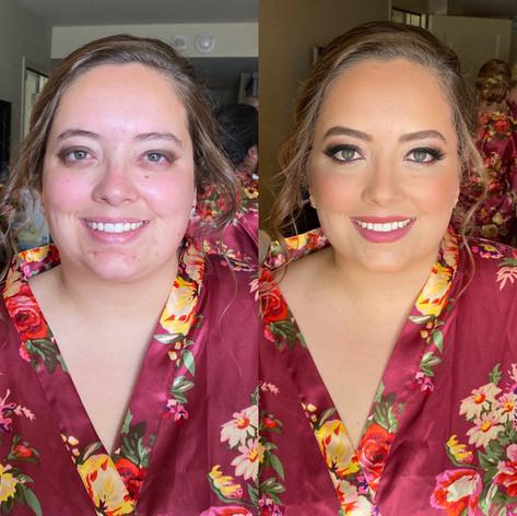 Hair and Airbrush Makeup by Paula Hecken