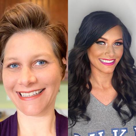 photo 2.Hair and Airbrush Makeup by Paula Heckenast