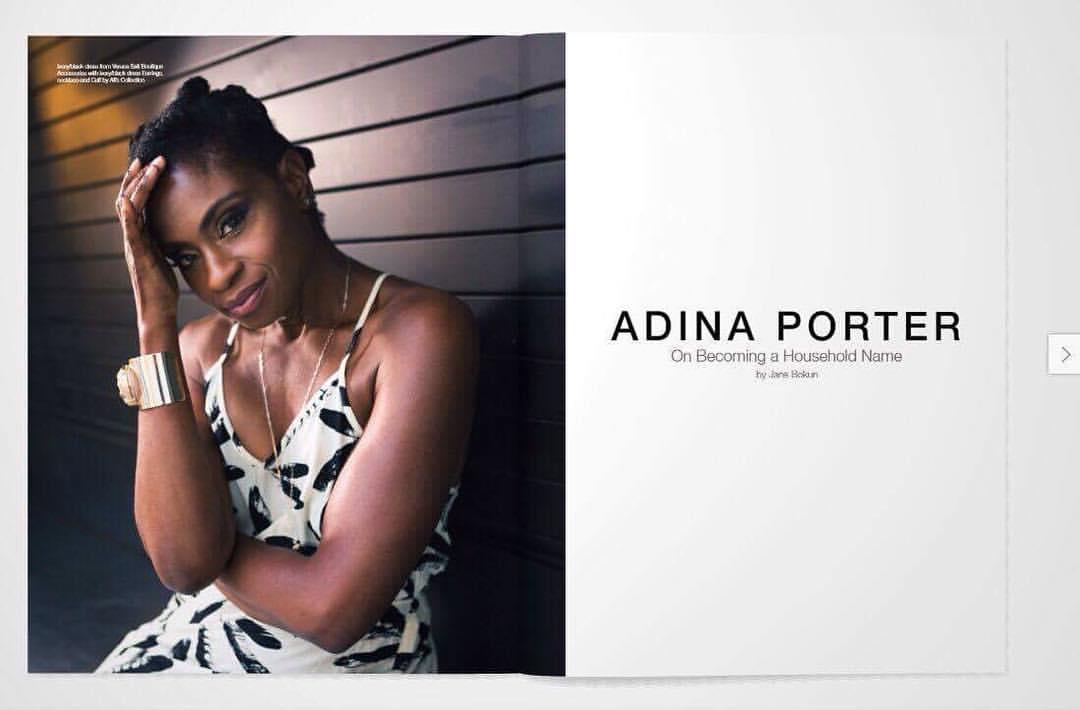 Adina Porter - Felix Magazine