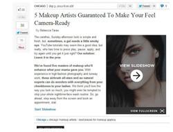 Makeup Artist Chicago
