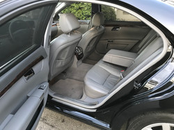2007 Mercedes-Benz S550