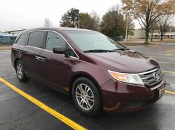 2011 Honda Odyssey EX-L Minivan