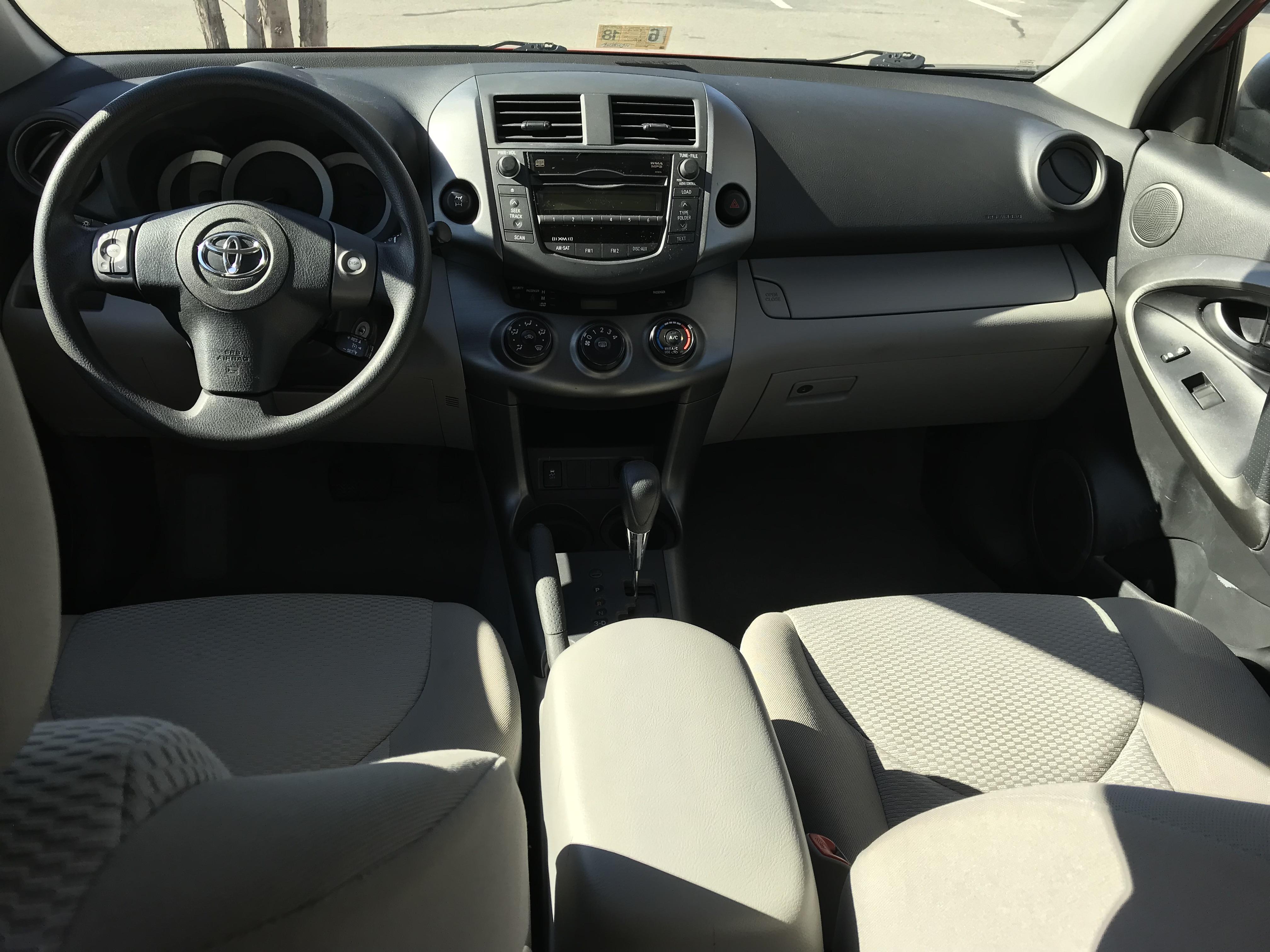 2011 Toyota RAV4 Sport AWD