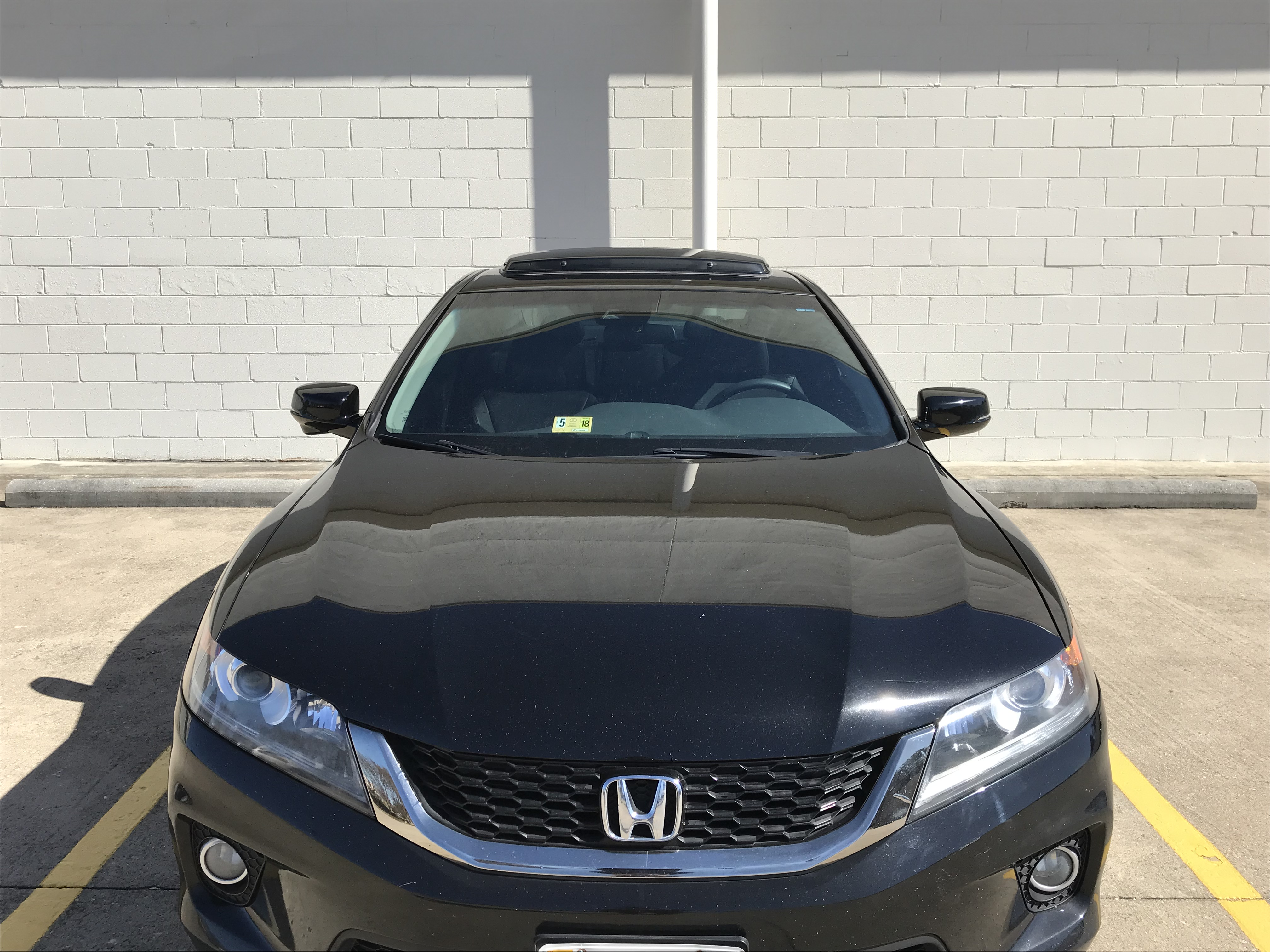 2013 Honda Accord EX-L Coupe