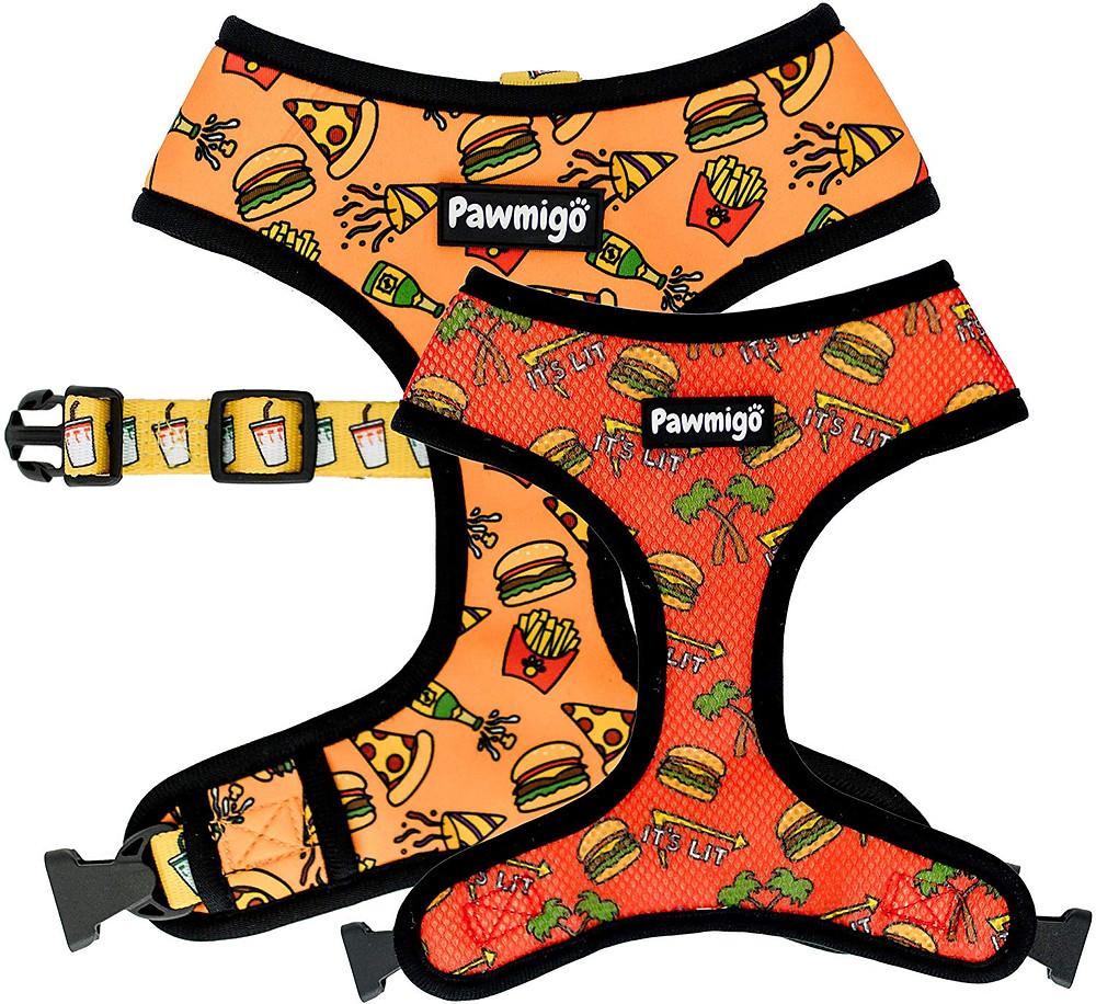Pawmigo reversible dog harness
