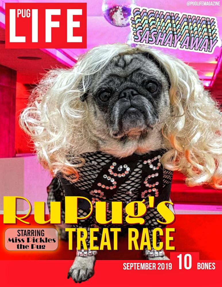 rupaul drag race pug