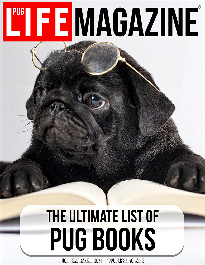 The Ultimate List of Pug Books