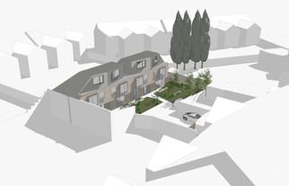 Hatfield Road, St Albans, Feneley Studio