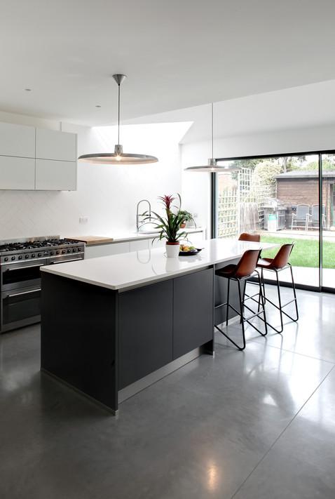 Steventon Road, Shepherds Bush, Feneley Studio