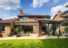 Green End Gardens, Boxmoor, Feneley Studio