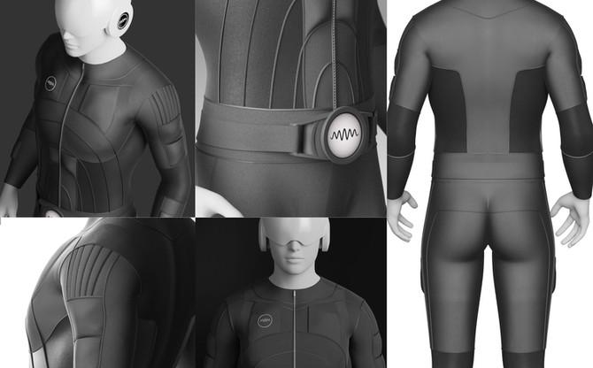Teslasuit' is a Tactile Skin that Lets You Feel VR