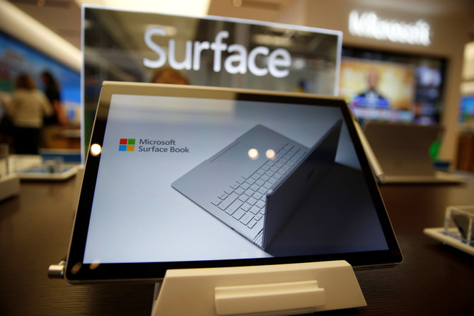 Microsoft is leasing Surface tablet and software bundles to businesses