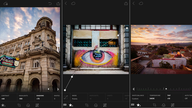 Adobe Lightroom mobile brings more desktop tools to Android