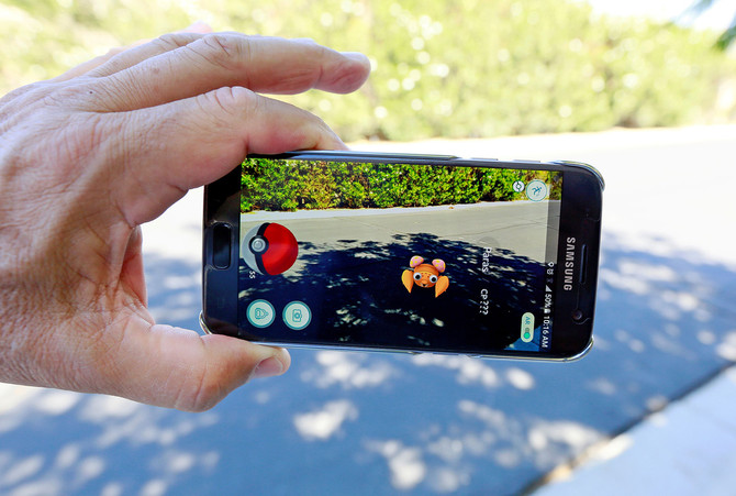 'Pokémon Go & Virutal World