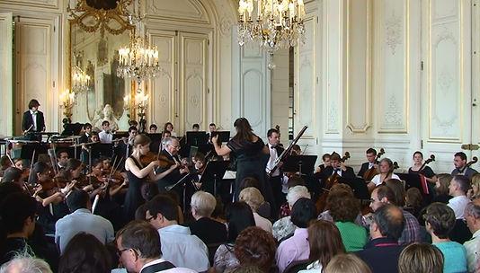 2010-2011 - Piccolo Orchestra - Orchestre symphonique - Beethoven - Hôtel de ville de Versailles -Yvelines - Ile-de-France