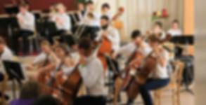 2013-2014 - Piccolo Orchestra - Orchestre symphonique - Slave - Versailles - Eglise Saint-Michel - Yvelines - Ile-de-France