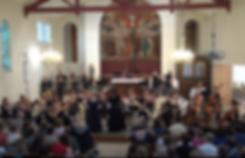 2015-2016 - Piccolo orchestra - La nature - Orchestre symphonique Versailles - Eglise Saint-Michel - Yvelines - Ile-de-france