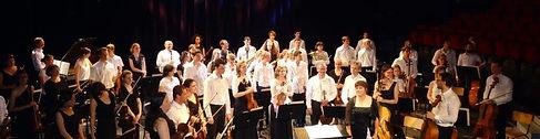 2013-2014 - Piccolo Orchestra - Orchestre symphonique - Slave - Achères - Le Sax - Yvelines - Ile-de-France