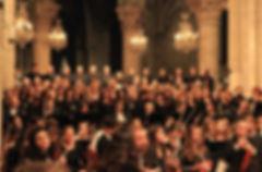 2012-2013 - Piccolo Orchestra - Orchestre symphonique - Requiem de Mozart - Cathédrale de Poissy - Yvelines - Ile-de-France