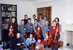 2001-2002 - Piccolo Orchestra - Les débuts - Versailles
