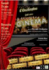 Piccolo Orchestra, Musique de film - orchestre symphonique, Versailles & Achères- Yvelines - Ile-de-France