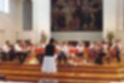 2005-2006 - Piccolo Orchestra - Les débuts - Versailles - Eglise Saint-Michel