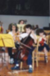 2001-2002 - Piccolo Orchestra - Les débuts - Versailles - Eglise Saint-Michel