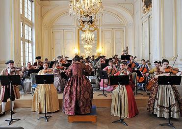 2012-2013 - Piccolo Orchestra - Orchestre symphonique - Vivaldi - Hôtel de ville de Versailles - Yvelines - Ile-de-France