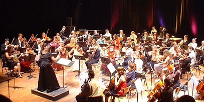 2008-2009 - Piccolo Orchestra - Orchestre symphonique - Valse - Achères - Le Sax - Versailles, Achres, Conflans - Yvelines - Ile-de-France