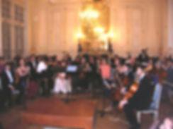 2008-2009 - Piccolo Orchestra - Orchestre symphonique - Valse - Hôtel de ville de Versailles - Versailles, Achères, Conflans - Yvelines - Ile-de-France