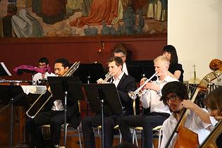 2014-2015 - Piccolo Orchestra - Orchestre symphonique - Mendelssohn - Versailles - Eglise Saint-Michel - Yvelines - Ile-de-France