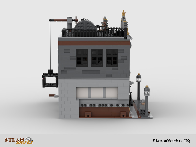 SteamWerks HQ