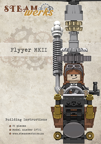 Flyyer MKII Instructions